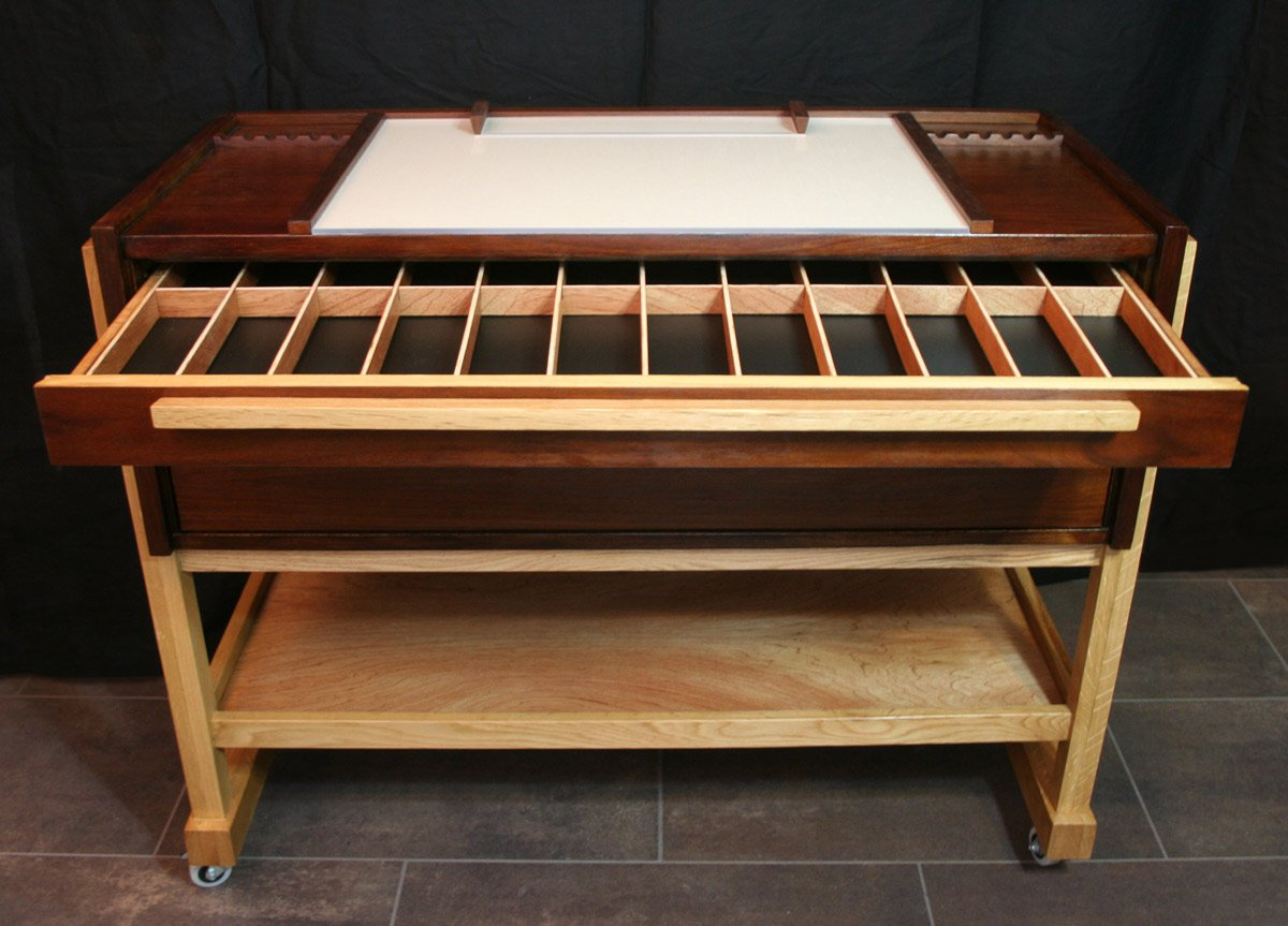 Taboret Drawer Dividers