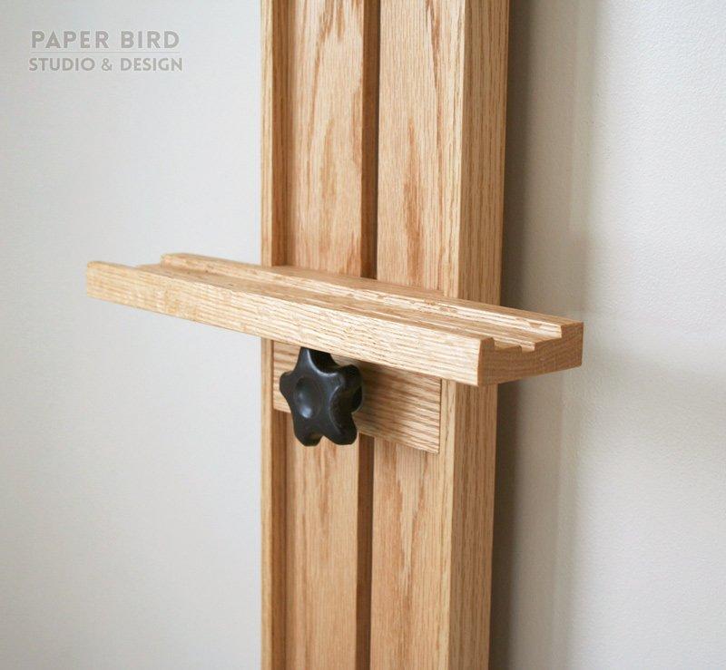 New Mast Design - Canvas Holder