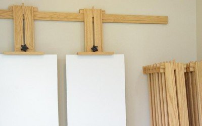 Introducing The New Tueller Wall Easels