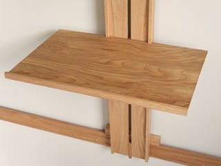Tueller Wall Easels - Work Trays