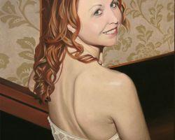 Cindy - Bridal Portrait