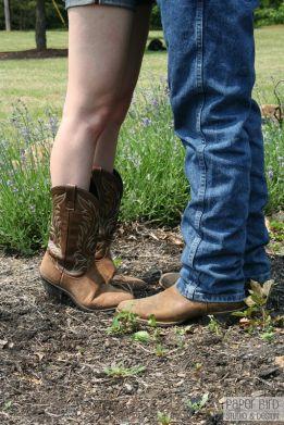 Kayla & Deavin - Boots