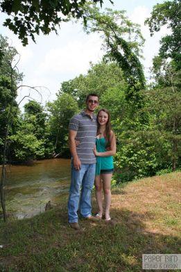 Kayla & Deavin - River