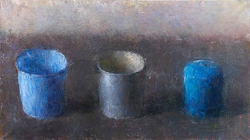 Cups Still Life by Daniel Enkaoua