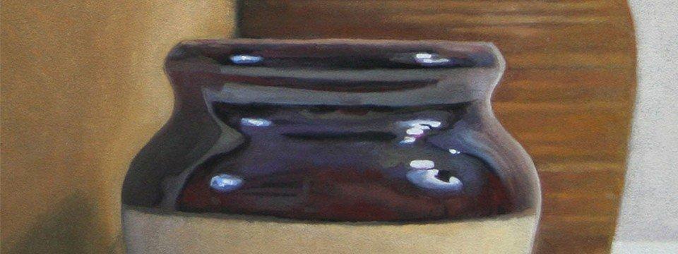 slideshow - still life stoneware