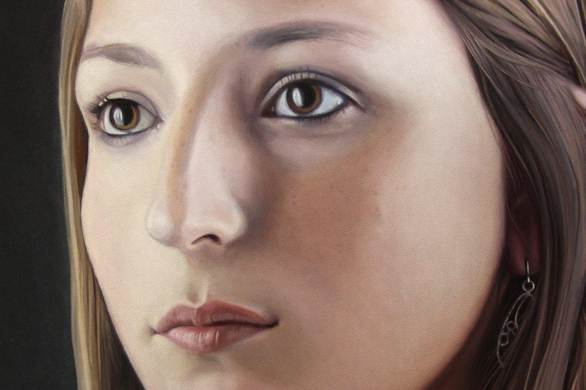 Kayla (detail)