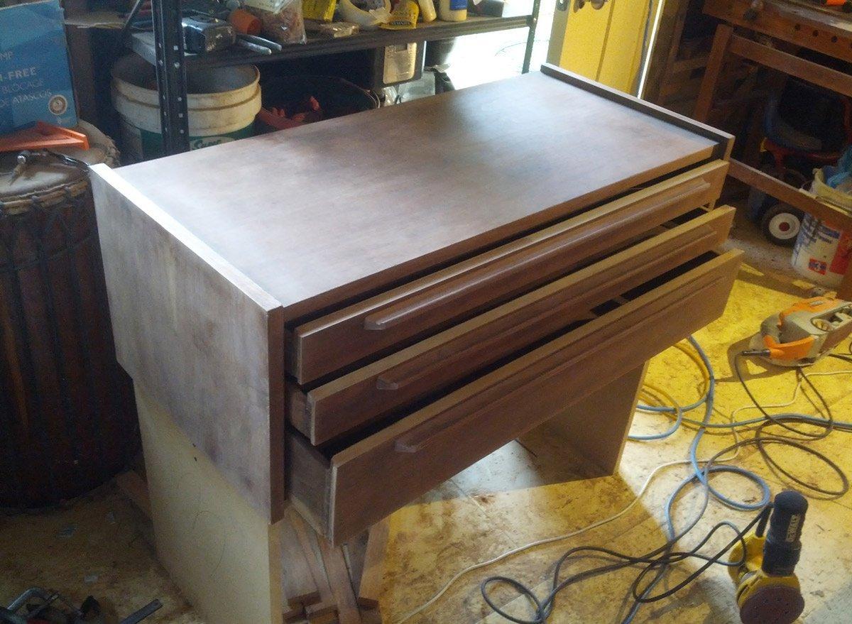 Old Dresser Reworked