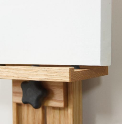 Deep Canvas Holder with Canvas