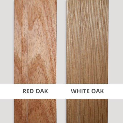 Oak Comparison