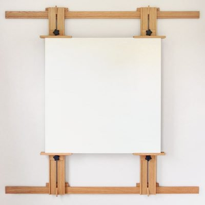 With Large Canvas