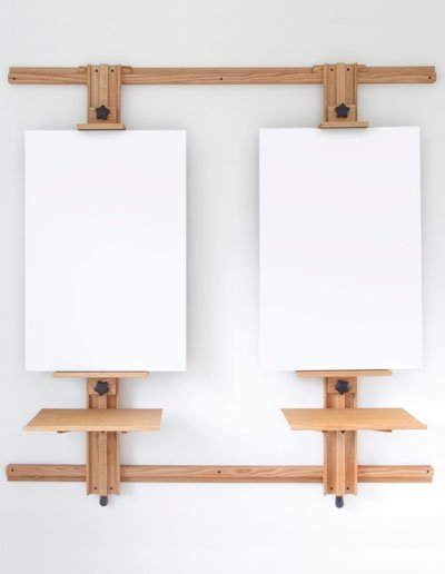 66 x 66 Inch Inspire Wall Easel