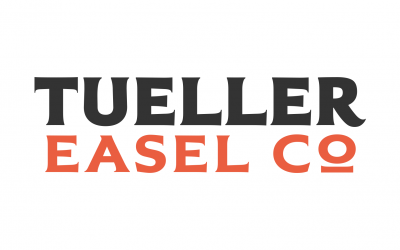 Our New Brand – The Tueller Easel Company