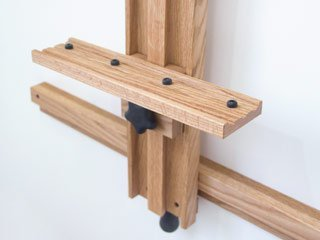 Tueller Wall Easels - Standard Lower Holder