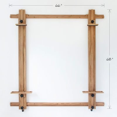Tueller Wall Easel Model 366