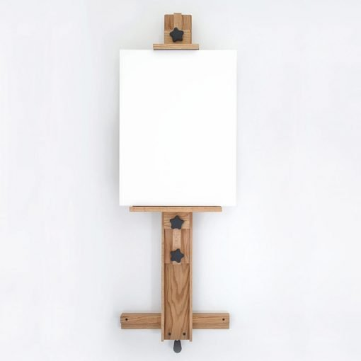 Mini Wall Easel 340 with Mast Raised
