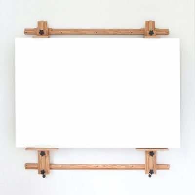 Wall Easel 366 with 72X48 inch Panel