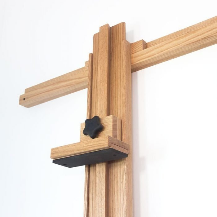 Tueller Wall Easel Upper Canvas Holder