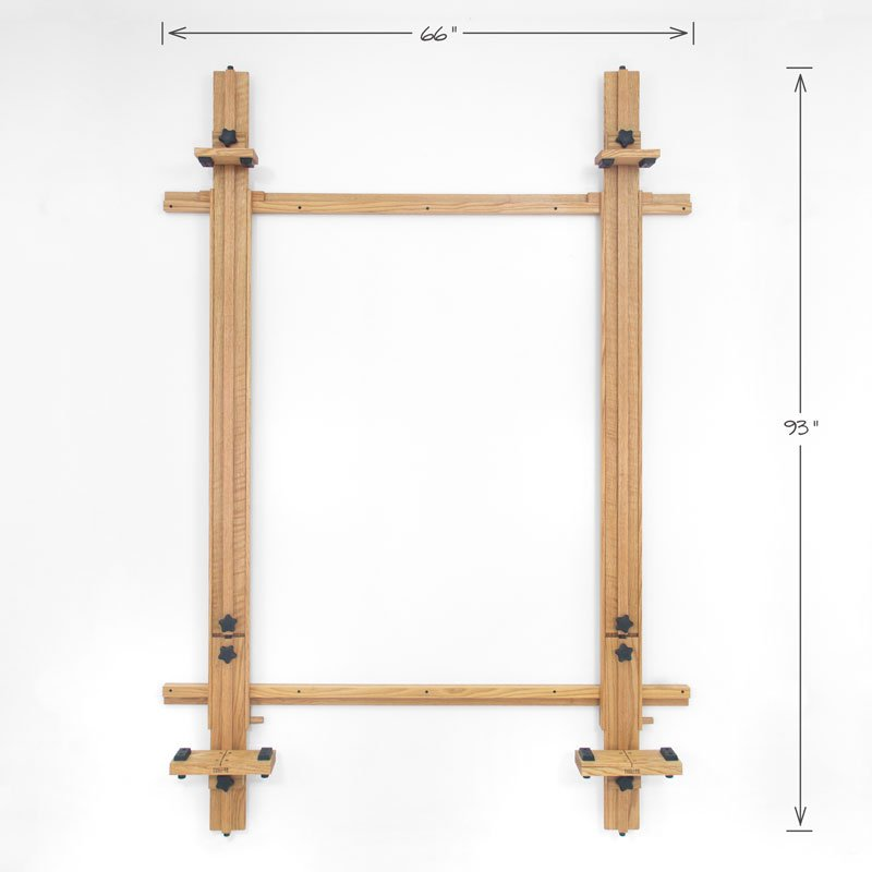 Model 393 Floor-to-Ceiling Tueller Wall Easel