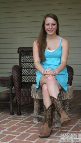 Kayla - Graduation